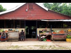 Porus Market.