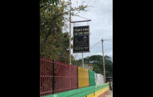 Culture Yard in Trench Town.