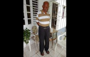 Alphonso Augustus Williams is grateful to have reached 100.