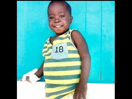 Kehshawn Gilzene, who suffers from a rare liver disease, biliary atresia, requires a liver transplant.