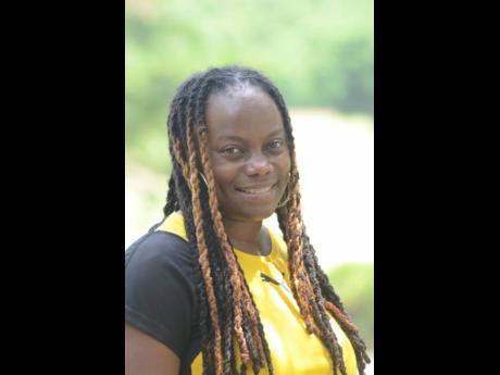 Netball Jamaica president, Tricia Robinson.